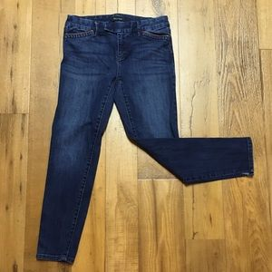 WHBM Skinny Cropped Jeans
